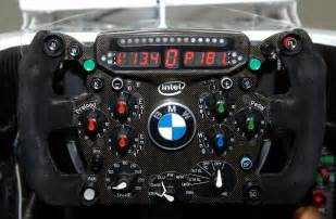 Formula 1 Steering Wheel Bmw Steering Wheel With Kers Button 183 F1 Fanatic