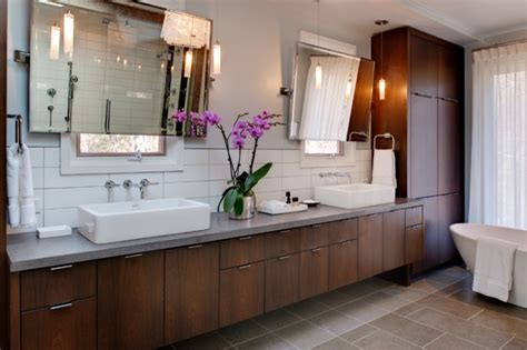 Mid Century Modern Bathroom Vanity Ideas by 25 Stunning Mid Century Bathroom Design