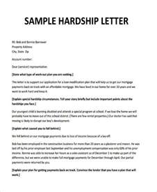 Hardship In Essay by 6 Hardship Letter Templates 6 Free Sle Exle Format Free Premium Templates
