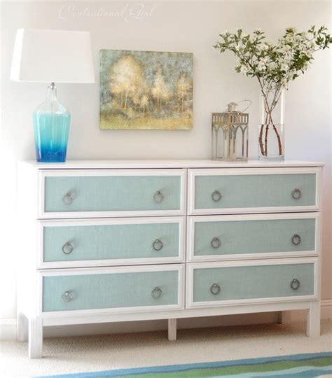 textured panel dresser makeover centsational