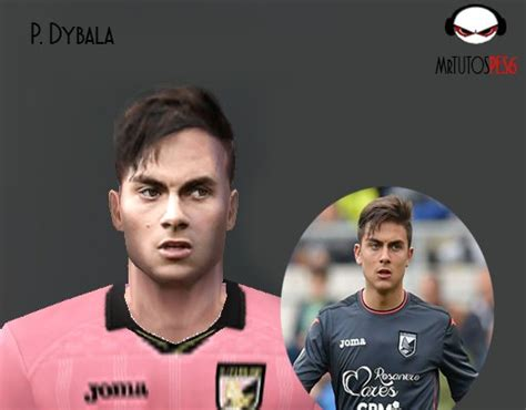 dybala tattoo pes 2016 paulo dybala 2015 for pes6 pes patch