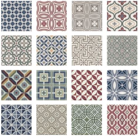 Retro Wall Mural carrelage sol et mur mural country patchwork 13 2x13 2