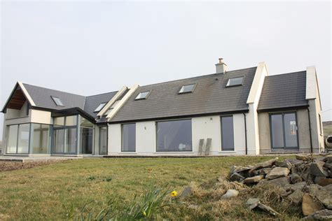 home design ideas ireland co clare house extension reaches practical completion