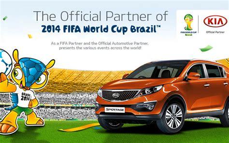 Football Team Sponsored By Kia 2014 Fifa World Cup Brazil Sponsorship Insights