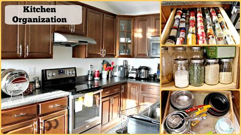great kitchen organization tips  tricks