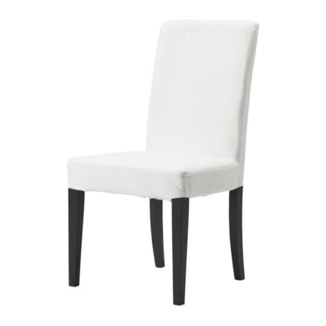 henriksdal chaise gobo blanc ikea