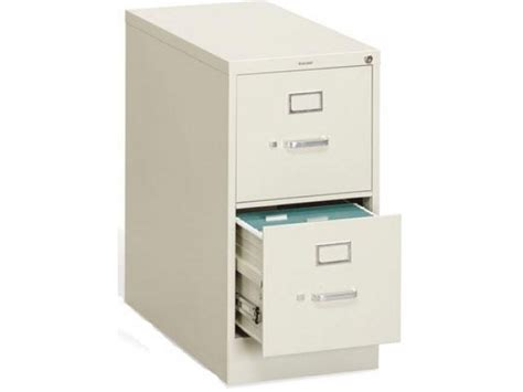2 drawer letter vertical file cabinet hon 312p metal file