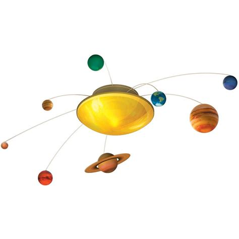 The Best Outer Space Gift Ideas Annual List 2013 Solar System Light