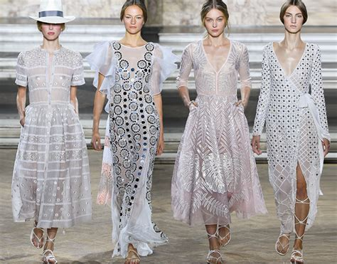 Designer Of The Moment Temperley by Temperley Summer 2016 Collection