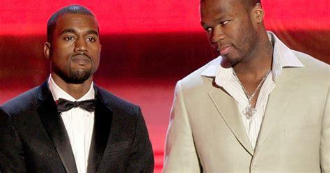 Majalah Rolling Nov 2007 50 Cent Vs Kanye West kanye vs 50 cent rolling