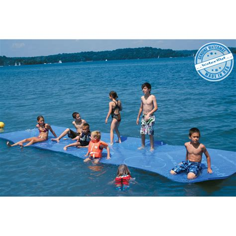floating mats for boats the original watermat 18 l x 6 w hot sale inflatable