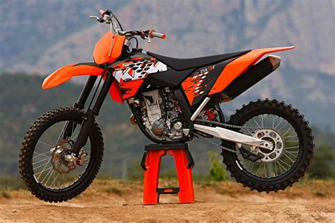 Ktm 250 Sxf Review Ktm 250 Sx F Photos And Comments Www Picautos