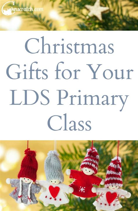 gifts for your lds primary class chicken scratch n sniff