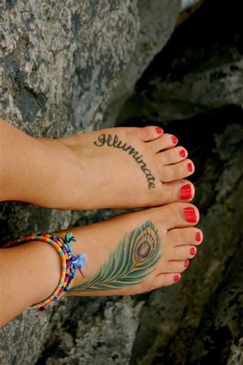 tattooed feet 75 cool foot and flip flop tattoos