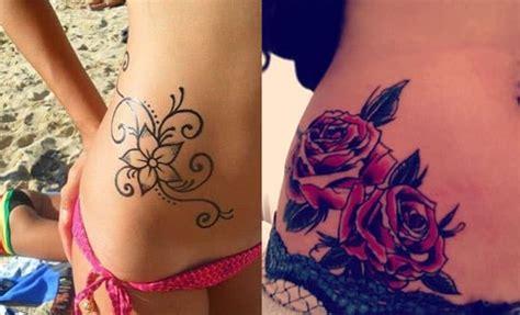 imagenes tatuajes en la cadera para mujeres geniales tatuajes para mujeres peque 241 os delicados y femeninos