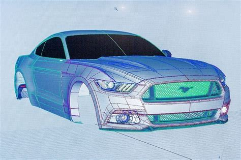 Exterior Design by One Thing Isn T New In Car Design Clay Prototypes Wsj
