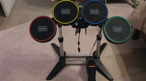 Garage Band Xbox 360 For Sale Xbox 360 Racing Wheel And Rock Band Drums