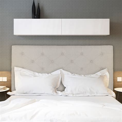 where to buy upholstered headboards full queen beige button headboard upholstered tufted linen
