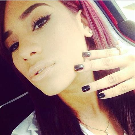 what color does cyn santana dye her hair 33 best images about cyn santana on pinterest her hair