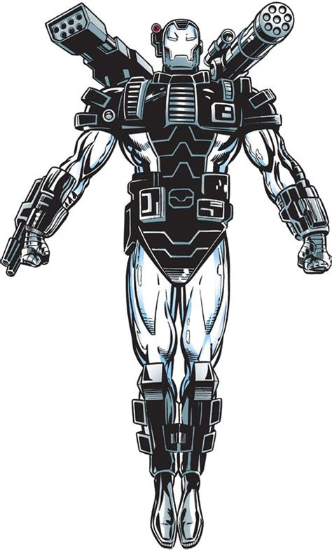 Iron War Machine Comic marvel 6 quot appreciation thread