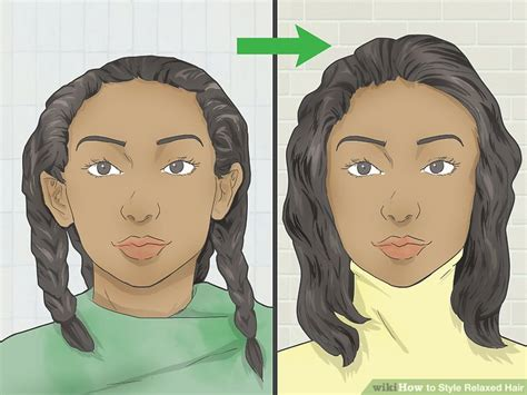 everyday hairstyles relaxed hair everyday hairstyles for relaxed hair hairstyles