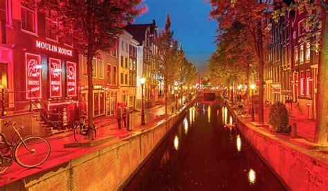 Good Hotels In Amsterdam Near Red Light District Benbie