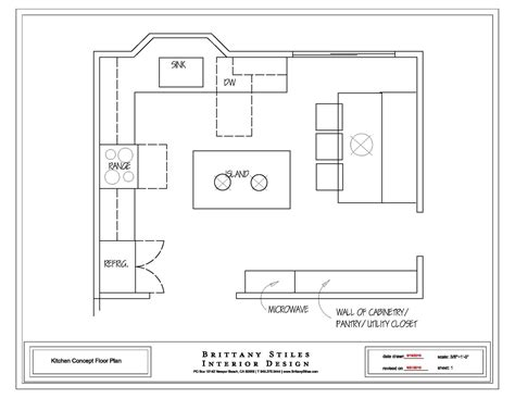 Kitchen Design Layout Kitchen Layout Afreakatheart