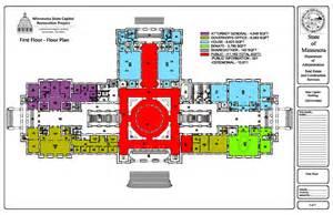 Us Senate Floor Plan future occupancy floor plans minnesota capitol restoration