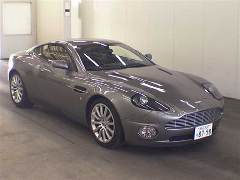 aston martin used car prices used aston martin vanquish for sale at pokal japanese