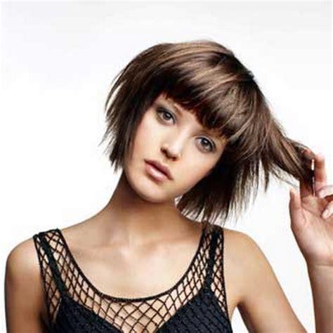 coupe de cheveux pour cheveux fins