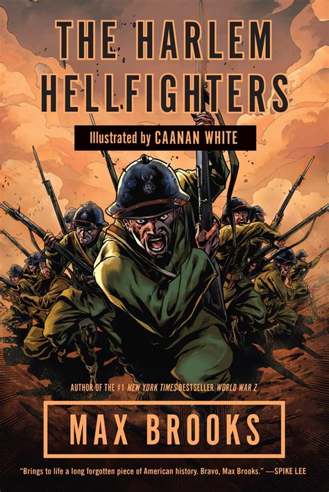 the harlem hellfighters world war z author max on his new book harlem