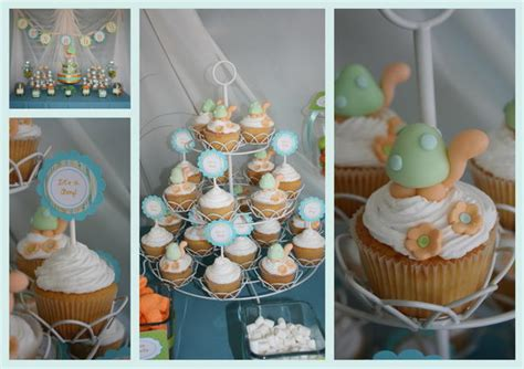 Turtle Themed Baby Shower Decorations by 40 Baby Shower Decoration Ideas Hative