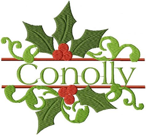 embroidery pattern name machine embroidery design split holly name by blingsasssparkle