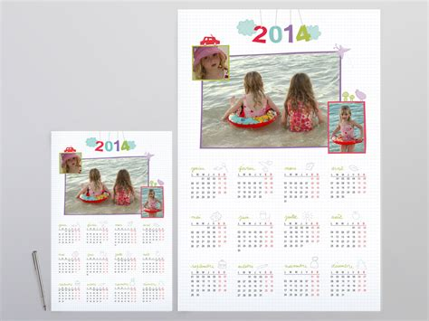 Calendrier Photo Donnez Vie 224 Vos Photos Photobox