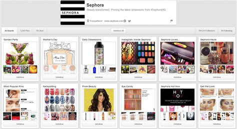 www pinterest com sephora snags beauty sales with pinterest zog digital blog