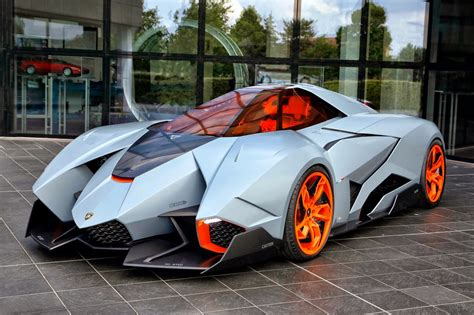 How Much Is A Lamborghini Egoista 169 Automotiveblogz Lamborghini Egoista Concept At