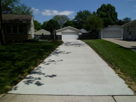 quot i am very happy with my driveway it looks great quot terry s quality concrete