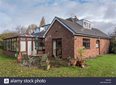 dormer bungalow typical dormer bungalow in middle class with