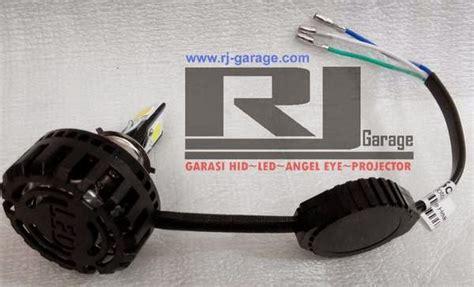 Lu Led Motor 5 Sisi rj garage cara pasang led 3 sisi di motor