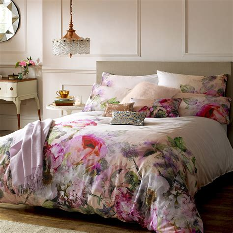 peony bedding buy ted baker pure peony duvet cover super king amara