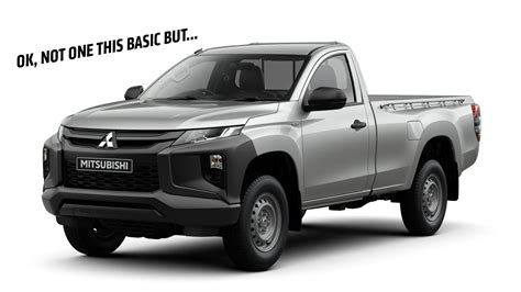 Mitsubishi Truck 2020 by The 2020 Mitsubishi Triton Would Be Great As Ram S Ranger