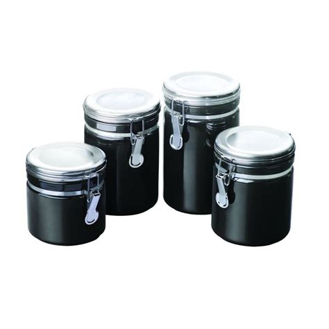 25 best ideas about ceramic canister set on pinterest