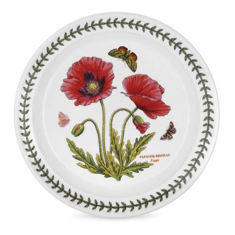 Portmeirion Botanic Garden Sale Portmeirion Botanic Garden Poppy Salad Plate 27 You Save 6 75
