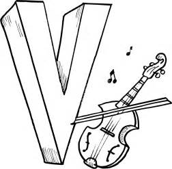 letter v coloring pages printables for coloring point