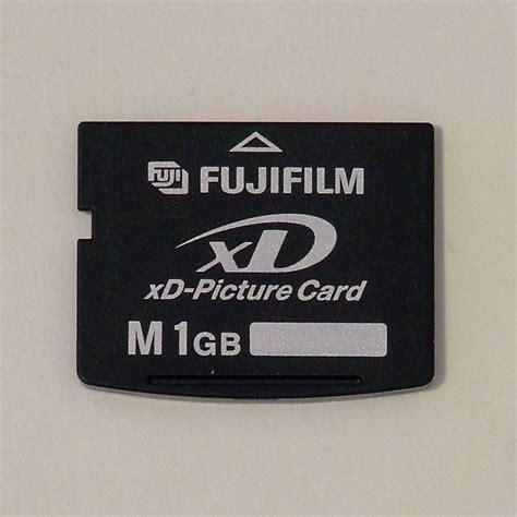 Memory Card Xd file xd card typem 1g fujifilm jpg