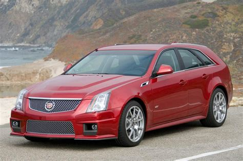 cadillac cts v wagon 2014 cadillac cts v wagon information and photos