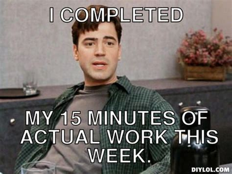 Office Space Meme Blank - the 25 best office space meme ideas on pinterest