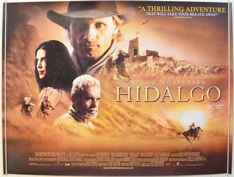 Hidalgo 2004 Film Hidalgo 2004 Original Cinema Quad Movie Poster Viggo Mortensen Omar Sharif Ebay