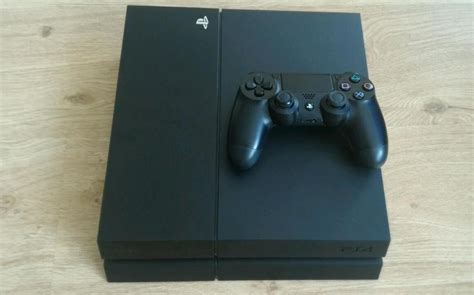 used ps4 console sony playstation 4 500 gb black console ps4 used