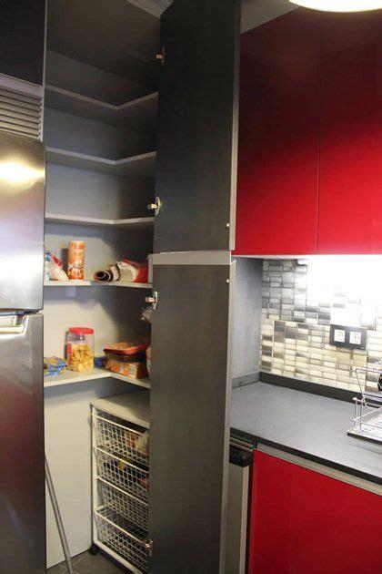 cocinas alacenas  organizar  almacenar en tu cocina mueble despensero pinterest
